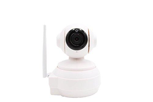 Proxe 161011 - Cámara PTZ de interno 1Mpx, conexión mediante tarjetas SIM 3G 4G/WIFI/LAN