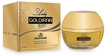 LADY GOLDIANA Designer Perfume for Women by JEAN RISH Eau De Parfum 3.4 Fl Oz 100 Ml Fragrance
