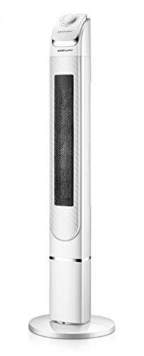 Xb Oszillierender Turmventilator Säulenventilator mit Fernbedienung Timer Oscillation Duftfach Towerventilator