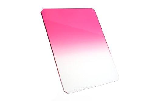 Formatt Hitech Cerise 3 - Filtro Degradado de transición Dura (165 x 200 mm), Color Rosa