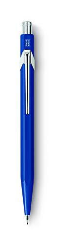 Caran D'ache 844 Metal Mechanical Pencil 0.7mm - Sapphire Blue (844.150)