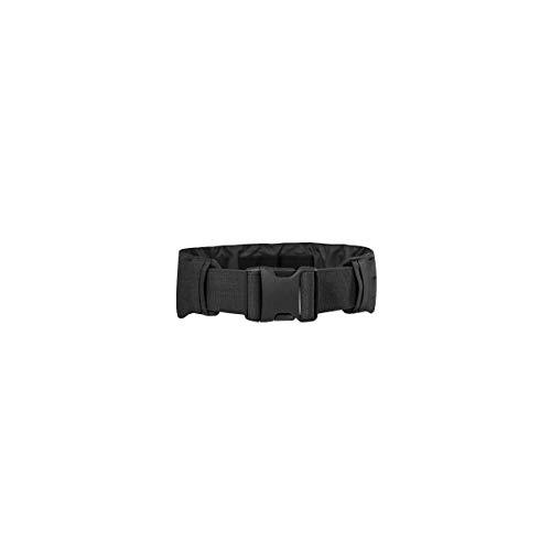 Tasmanian Tiger TT Warrior Belt LC Lasercut Molle Kompatibler Einsatz-Gürtel, Schwarz, M