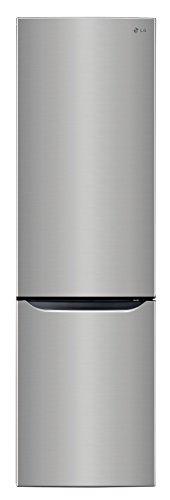 LG GBB530PZCPS Freestanding Acciaio inossidabile 252L 91L A++ frigorifero con congelatore