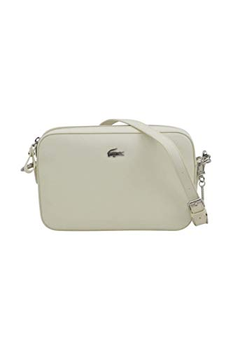 Lacoste Daily Classic Square Crossover Bag Marshmallow
