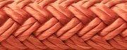 FENDER LINE RED Braid 3/8 Inch x 6 Ft by SEACHOICE