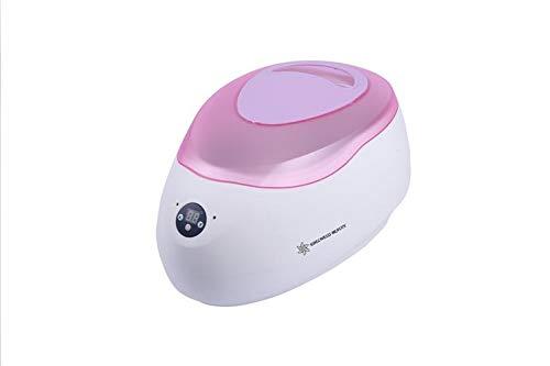 Digital baño de parafina mano de 2.5 litros con su cara púrpura...