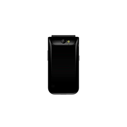 Nokia 2720 - Portable débloqué 4G - (2,8 pouces - 4Go stockage - Double Sim - KaiOS V2.5) Noir