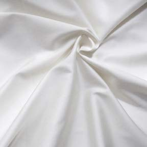 White Cotton Fabric by The Yard - Prepackaged by The Yard- 100% Cotton New Mexico