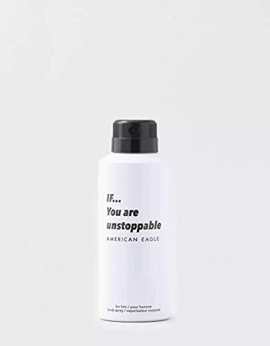 american eagle body spray for men AEO Men's IF… You are Unstoppable Body Spray 4.5 FL Oz.