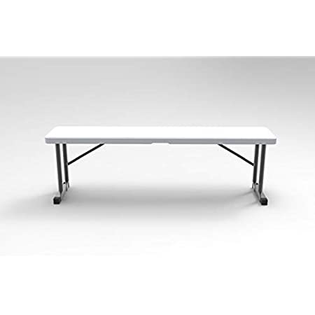 Lifetime 80309 Portable Folding Bench 6-Foot