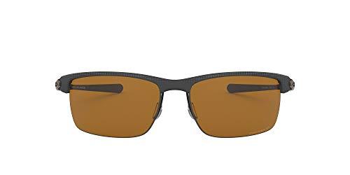Oakley Blade Gafas, Matte Carbon Fiber, 66 para Hombre