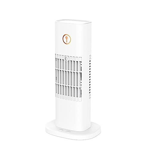 Abimy - Mini condizionatore d'aria portatile da tavolo, mini condizionatore d'aria per casa, ufficio