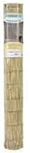 Bricomed 6700 - Cañizo Bambu Natural, 3 x 1 m