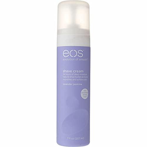EOS Ultra Idratante Shave Crema-lavanda Jasmine-7 oz, 2 pezzi
