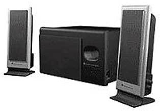 Altec Lansing VS2121 2.1 Computer Speaker System (3-Speaker, Black & Silver)