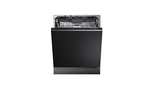 Teka | Lavavajillas A+++ con función de apertura automática PremiumDry y tercera bandeja MultiFlex | Negro | 81.8 x 59.8 x 55