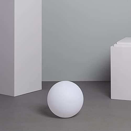 LEDKIA LIGHTING Esfera LED RGBW 30cm Recargable