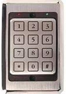DOLKPL1KB Keypad Post Mount Keypad WITH WIEGAND OUTPUT /& APO DATA I//O