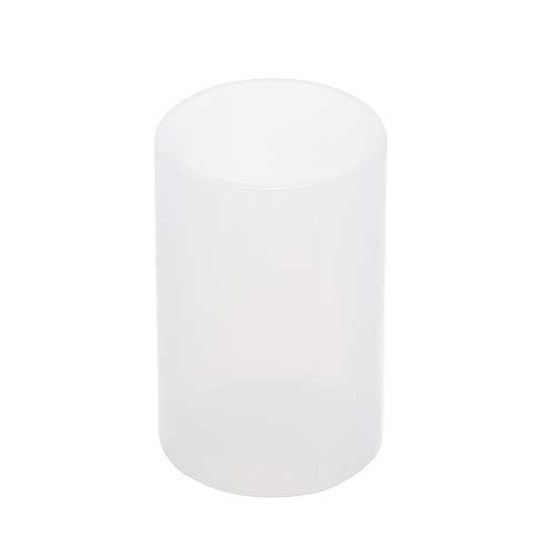 Bayolong Stampo per candele epossidiche fatte a mano, in silicone, per colla di cristallo, cilindro in resina