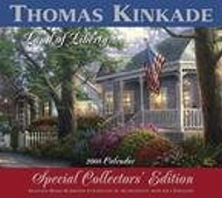 Thomas Kinkade Land of Liberty 2008 Wall Calendar