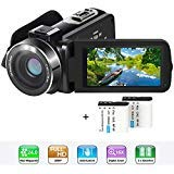 Video Camera Camcorder Actinow YouTube Vlogging Camera