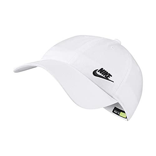 Nike Heritage 86 Futura Classic Cap (one Size, White)