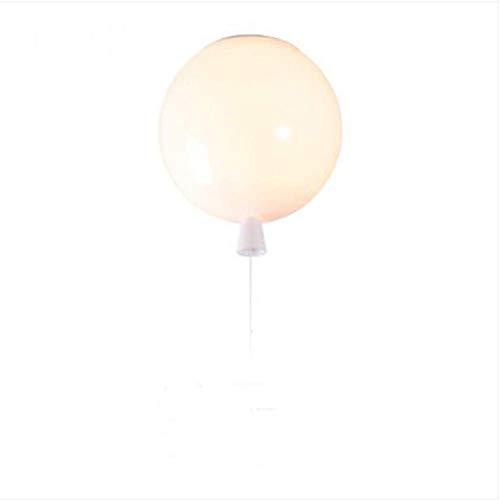 Kinderkandelaar veelkleurige ballon opknoping verlichting Scandinavisch glas schaduw plafond lamp voor slaapkamer hal kinderen kamer kleuterschool