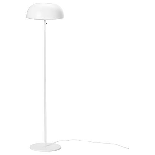 IKEA 003.367.76 Nymåne Floor Lamp, White