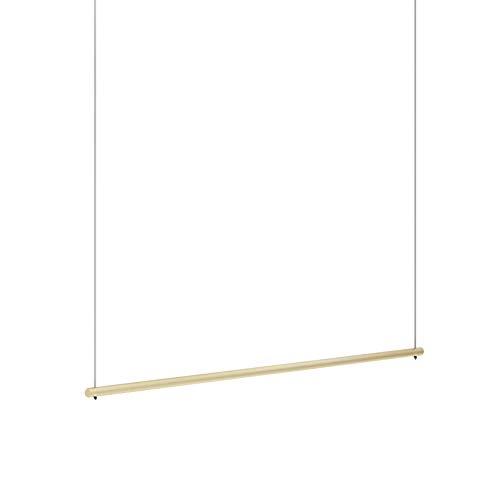 Espositore per negozio di abbigliamento dorato Anelli appendiabiti appesi, Braccio a soffitto sospeso Hang Pole, Vetrina del negozio Abbigliamento al dettaglio Palo display commerciale Porta abiti