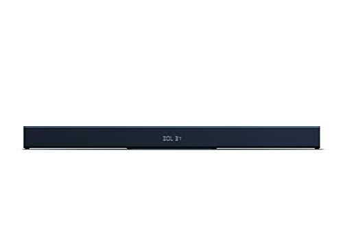 Philips B8205/10 Soundbar mit integriertem Subwoofer (2.1 Kanäle, 200 W, Dolby Audio, HDMI ARC, DTS Play-Fi kompatibel, Verbindung mit Sprachassistenten, Flaches Profil) - 2020/2021 Modell