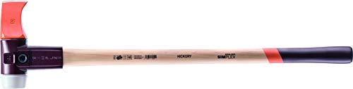 SIMPLEX-Spalthammer, mit Stahlgussgehäuse und Hickorystiel | Ø=60 mm | 3007.160