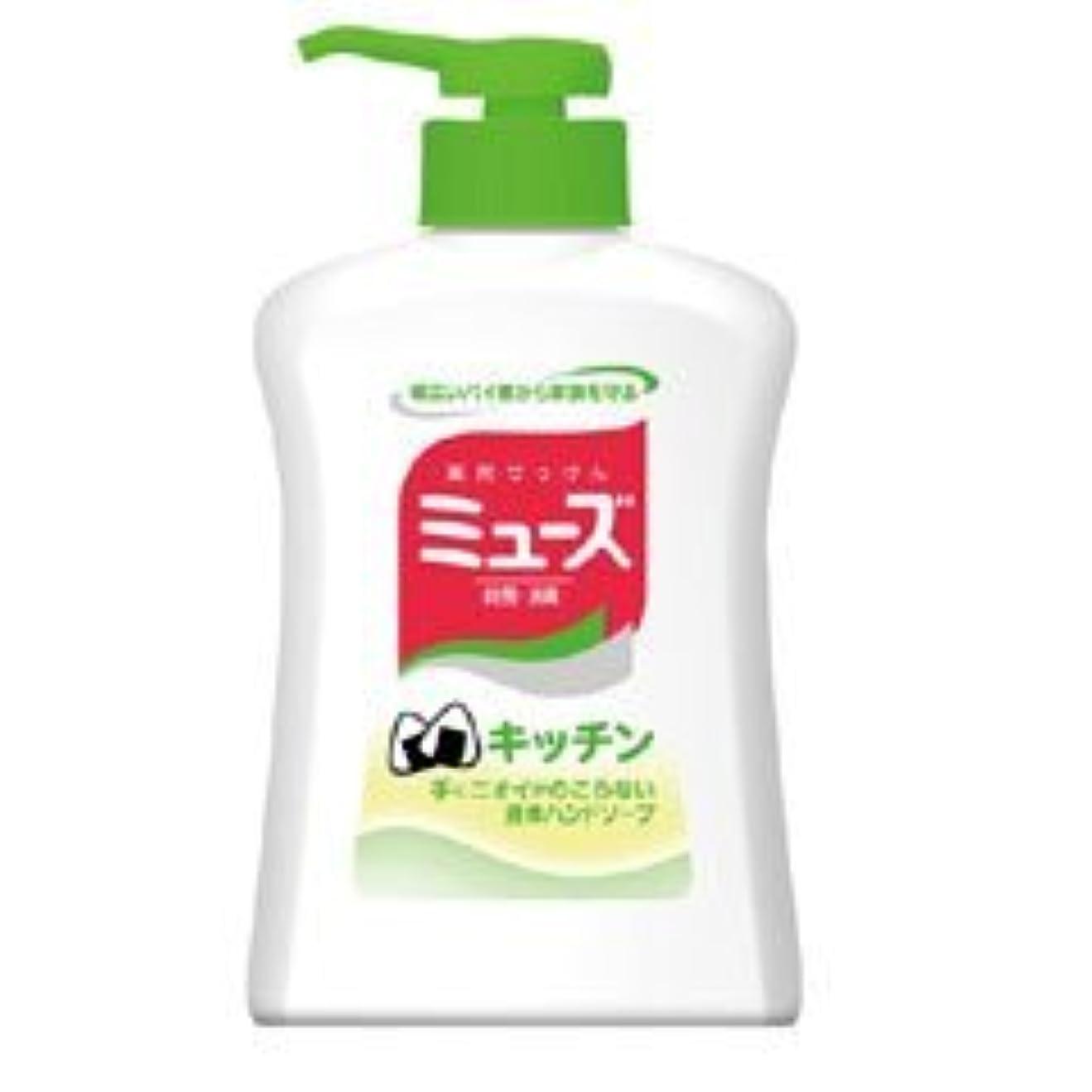 フックリボン第三【アース製薬】キッチンミューズ 本体 250ml