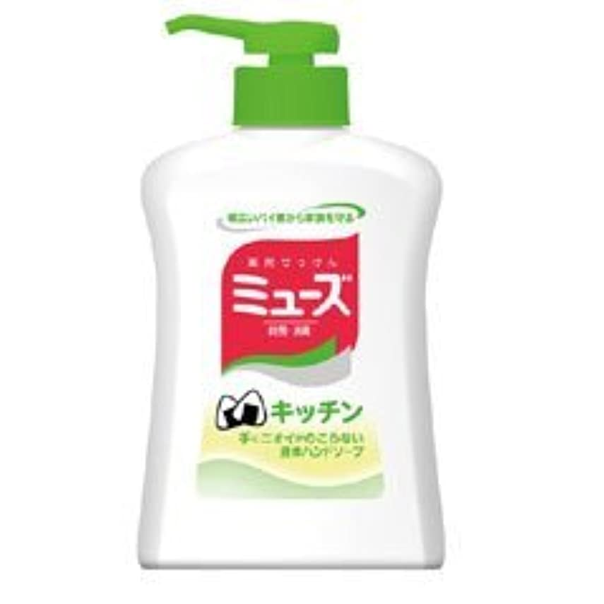 歩行者悪性腫瘍家事【アース製薬】キッチンミューズ 本体 250ml