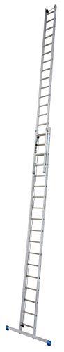 Seilzugleiter 2x18 Spr. L5,20-9,10m Stabilo Krause 133878