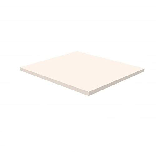 """Dream Solutions USA Upholstery Visco Memory Foam Sheet- 3.5 lb High Density 1""""x20""""x16""""- Luxury Quality for Sofa, Chair Cushions, Squishy Toys, Pillows, May Relieve Backaches & Bed Sores"""