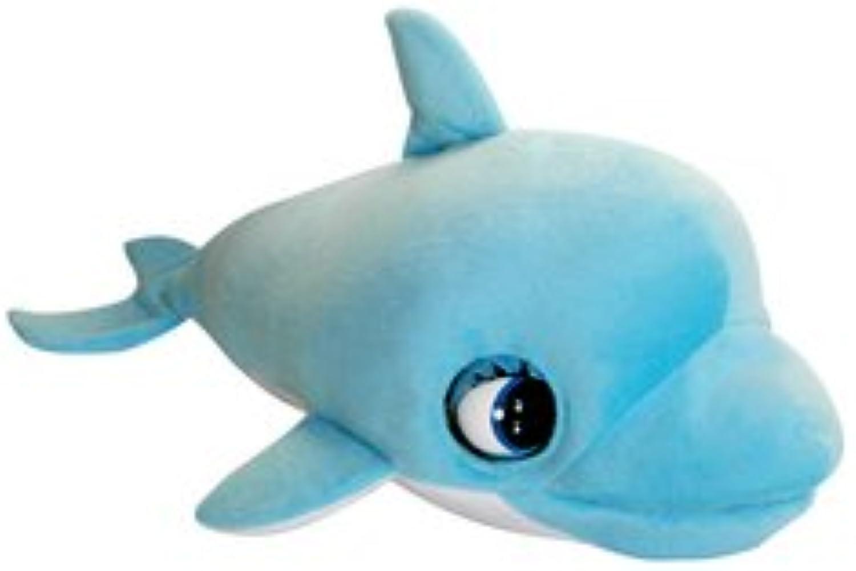 CIM giocattoli Blu Coloreeee Blu il delfino (animali 8421134007031)  Blu il delfino è un interactive peluche con oc  che move. He rende suoni, si apre con mou...
