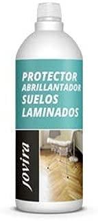 JOVIRA Limpiador ABRILLANTADOR Suelos LAMINADOS Uso Diario Limpia, Protege y nutre los Suelos laminados. 1 Litro