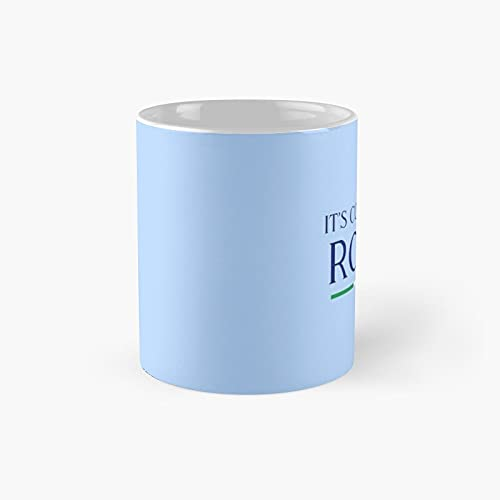 It's Coming To Rome Blue Champion 2020 Classic Mug - 11 Ounce For Coffee, Tea, Chocolate Or Latte.