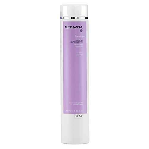 Medavita - Lisssublime - Shampoo Superlisciante Ph 5.5 - 250ml, Clear