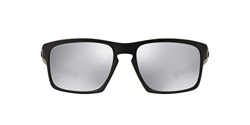 Oakley Sliver 926226 Gafas de sol, Matte Black, 57 para Hombre
