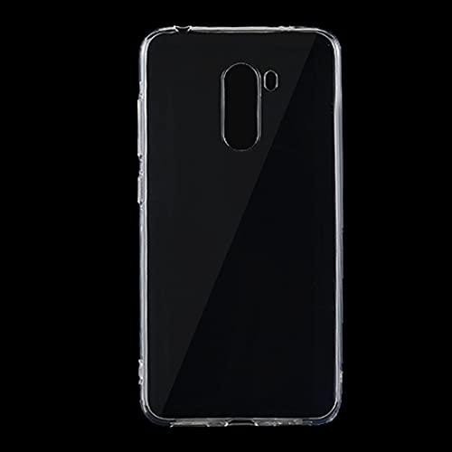 Casi Xiaomi Custodia Protettiva in TPU Trasparente for PCS 0,75mm for Xiaomi Pocophone F1 Casi Xiaomi