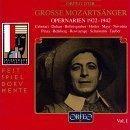 Mozart: Opera Arias 1922-1942 (Salzburg Festival, Vol. 1) by Margherita Perras