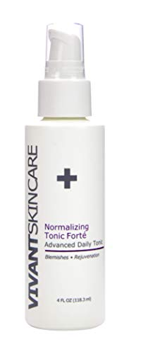 Vivant Skin Care Normalizing Tonic Forte
