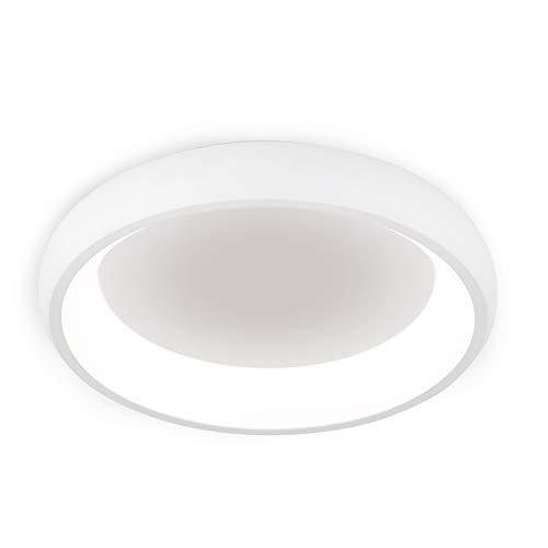 LED Deckenleuchte Venus, weiß Ø41cm, 1650lm