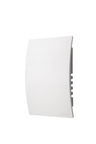 Broan-NuTone LA600WH Universal Wired/Wireless MP3 Doorbell Mechanism White, 2.25