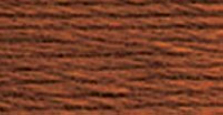 Anchor Six Strand Embroidery Floss 8.75 Yards-Bark Medium Dark 12 per box