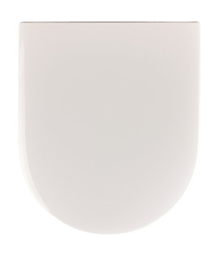 Sanitop-Wingenroth - 02633 8 - WC-Sitz in Weiß - Hochwertiger Toilettensitz aus Duroplast - Passend zu Subway - Artic -Omnia Achitectura - Villeroy & Boch