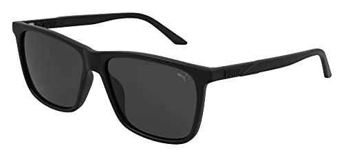 PUMA Gafas de Sol PU0322S Black/Grey 58/14/145 hombre