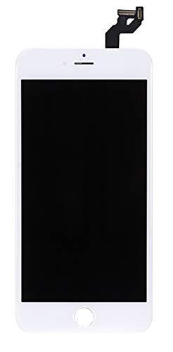 EG Pantalla Completa para iPhone 6S Plus Blanco LCD + DIGITALIZADOR + Herramientas