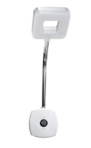 Grundig! Steckdosenlampe, LED Lampe für die Steckdose, 140 Lumen, 270° Rotation, stufenlos drehbar, On-Off Schalter